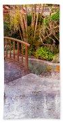 Garden View Series 25 Beach Sheet
