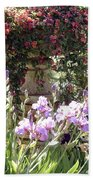Gardens At Caesars Beach Towel