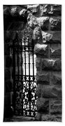Gate To Grave  Beach Towel