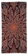 Gates Of Fire Beach Towel