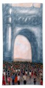 Gateway Of India Mumbai 2 Beach Towel