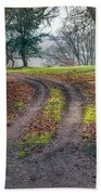 Gateway To Autumn Beach Towel