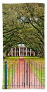 Gateway To The Old South Beach Towel by Steve Harrington