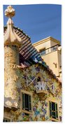 Gaudi Apartment Beach Sheet