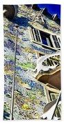 Gaudi - Casa Batllo Exterior Beach Towel