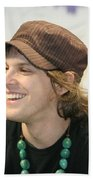 Gavin Degraw Beach Towel
