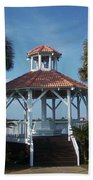 Gazebo Beach Towel