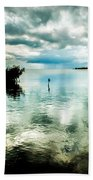 Geiger Key Beach Towel by Karen Wiles