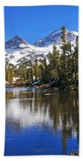 Gem Of The Sierras Beach Sheet