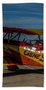 Gene Soucy Beach Towel