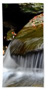 Gentle Falls Beach Towel