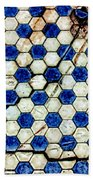 Geographic Tile Beach Towel