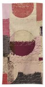 Geomix 01 - C19a2sp5ct1a Beach Towel by Variance Collections