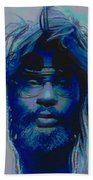 George Clinton Beach Towel