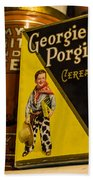 Georgie Porgie Beach Towel