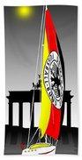 Weltmeister-germany Beach Towel