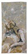 Getsemani Beach Towel