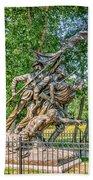 Gettysburg Battleground Memorial Beach Towel