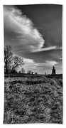 Gettysburg Sky Beach Towel