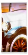 Ghost From The Past Beach Towel by Bobbee Rickard