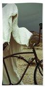 Ghost Rider Beach Towel