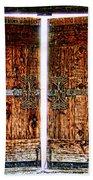 Ghostly Doors By Diana Sainz Beach Towel