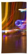 Ghosts Of The Lights Beach Towel