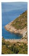 Gialia Beach Alonissos Beach Towel