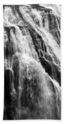 Gibbon Falls Beach Towel