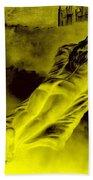 Giddy Fulfilment For Golden Beauty Beach Towel
