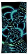 Gingezel 1 The Limit Beach Towel