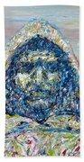 Giordano Bruno Beach Towel