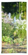 Giverny North Number Three Beach Towel