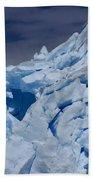 Glacial Blue Beach Towel