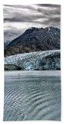 Glacier View Beach Towel