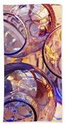 Glass Abstract 620 Beach Towel