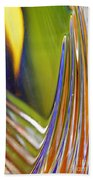 Glass Abstract 743 Beach Towel