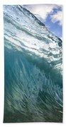 Glass Surge Beach Towel