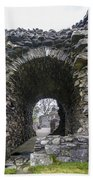 Glenluce Abbey - 3 Beach Towel
