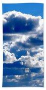 Glorious Clouds II Beach Towel