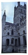 Gloucester Cathedral 2 Beach Towel