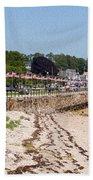 Gloucester In July Beach Towel