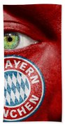 Go Fc Bayern Munchen Beach Towel