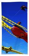 Go Fly A Kite 7 Beach Towel