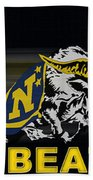 Go Navy Beat Army Beach Towel