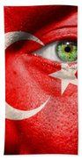 Go Turkey Beach Towel