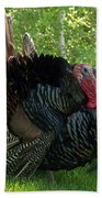 Gobble Gobble Beach Towel