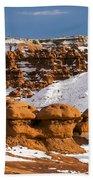 Goblin Valley Beach Towel