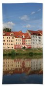 Goerlitz Germany Beach Towel