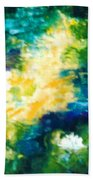 Gold Fish II Beach Towel